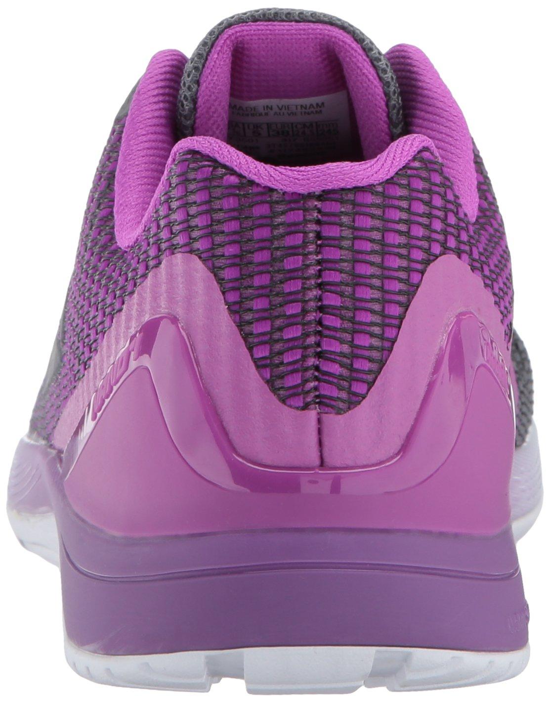 Reebok Women's Crossfit Nano 7.0 Track Shoe B01MZ6J2XV 8 B(M) US|Alloy/Vicious Violet/White