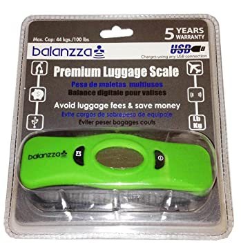 Balanzza Mini USB, Green