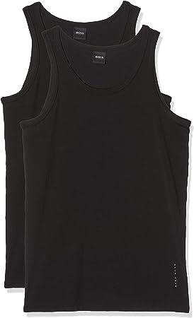 Camisetas interiores con tejido suave,Presentan un amplio cuello redondo,95% Algodón, 5% Elastano,la