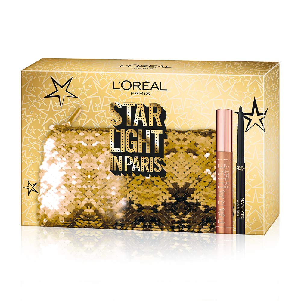 L Oréal Paris Makeup Pochette regalo Star Light de Paris ...