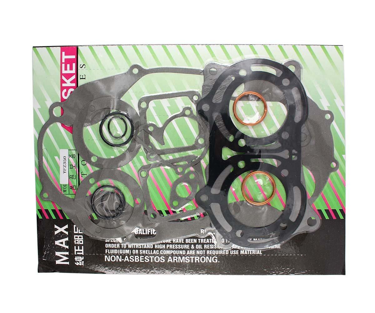 XtremeAmazing Engine Complete Rebuild Gasket Kit For Yamaha YFZ350 Banshee 350 1987-2006