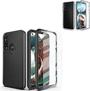 AMENQ Case for Moto G Power, Motorola G8 Power [US Version ] Case XT2041DL