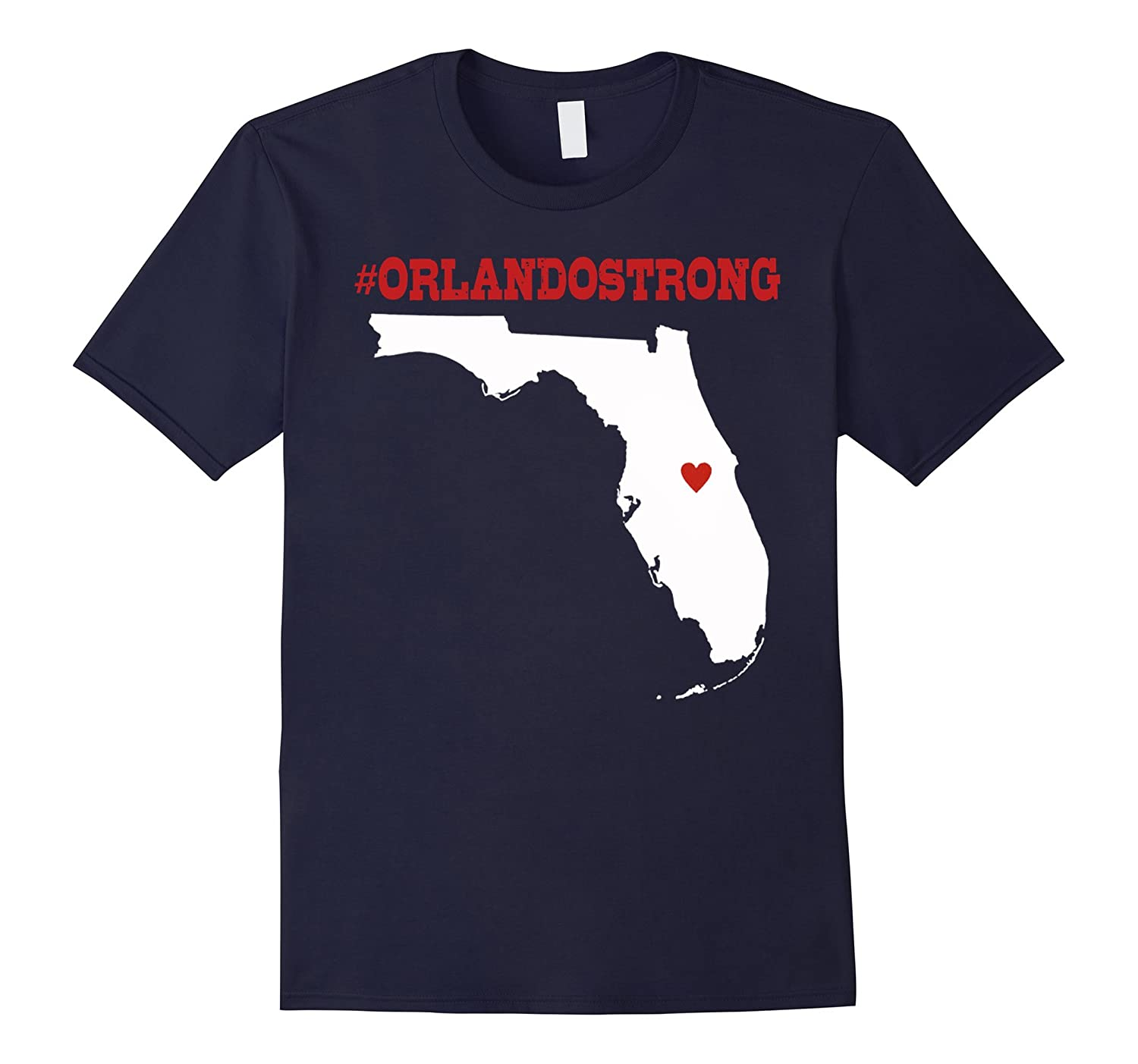 Be strong Orlando - Stand together & share the love T-shirt-BN