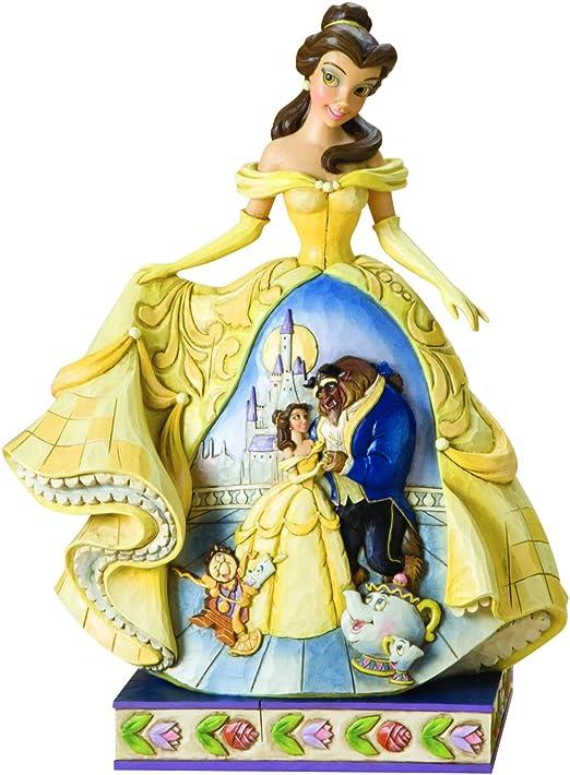Enesco Disney Traditions by Jim Shore Princess Passion Belle Figurine