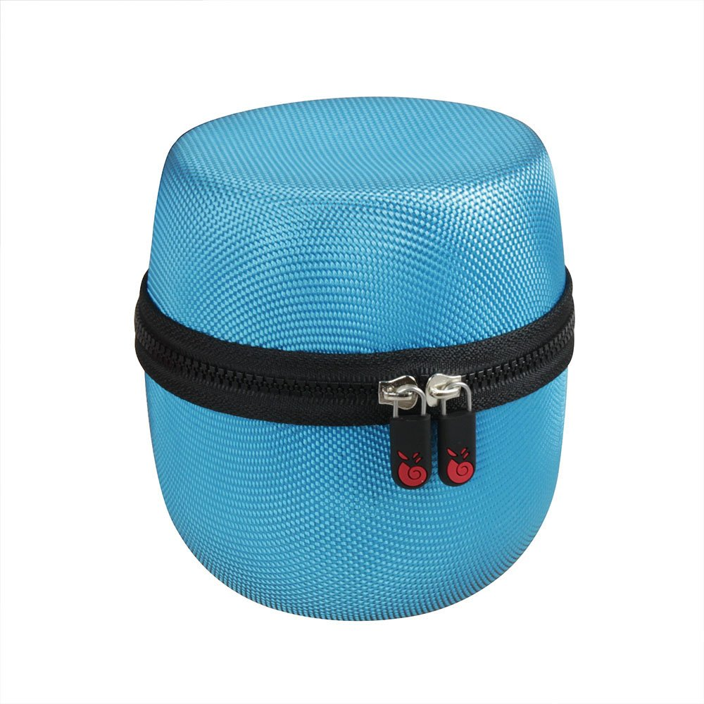 db66e11a4c810 Amazon.com  Hermitshell Hard EVA Travel Subzero Blue Case Fits Ultimate  Ears WONDERBOOM Portable Bluetooth Speaker IPX7 Waterproof UE  Home Audio    Theater