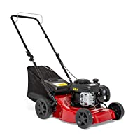 SPRINT 410P Push Petrol Lawn Mower 41cm