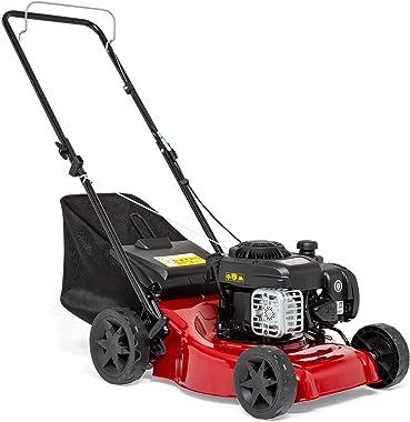 SPRINT 410P Push Petrol Lawn Mower Briggs & Stratton125cc