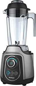 Kuvings Power Blender KPB351S - Perfect for Smoothies, Juices and More - Ultra Efficient - 1600W - 2,000-20,000 - BPA-Free Components - Easy to Clean - Silver