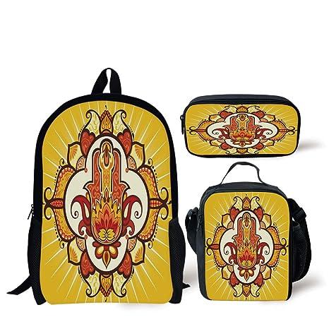 0803a9dbb9ed Amazon.com  iPrint School Lunch Pen Bags