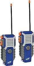 Nerf Walkie Talkies, Azul/Naranja
