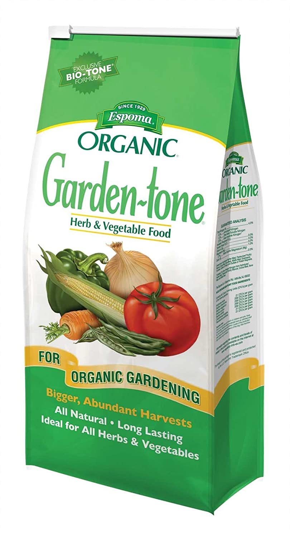 Espoma Garden-tone Granules Organic Plant Food 4 lb.