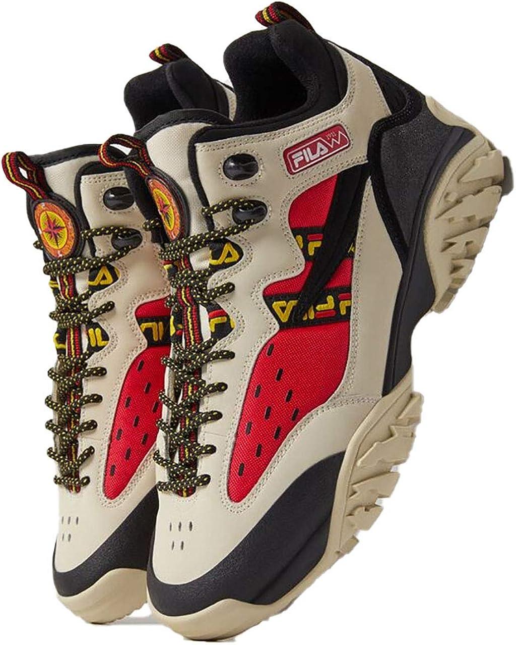 Fila Men's Now Ranking TOP9 on sale Fixture Trail Sneaker Hiking