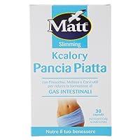Matt&diet Pancia Slim Line-System - 14 gr