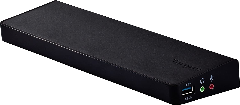 Targus ACP70USZ Universal USB 3.0 Docking Station with Dual HD Video