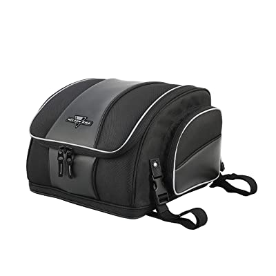 Nelson-Rigg NR-215 Route 1 Weekender Backrest Rack Bag: Automotive