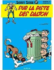 Lucky Luke, tome 17 : Sur la piste des Dalton