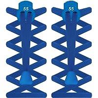 55 Sport FLAT Elastic Lock Shoelaces