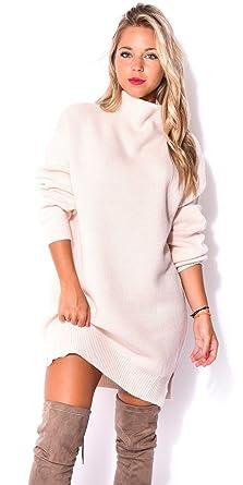 remise spéciale style moderne styles de variété de 2019 Jeans Industry Robe Pull Oversize: Amazon.fr: Vêtements et ...