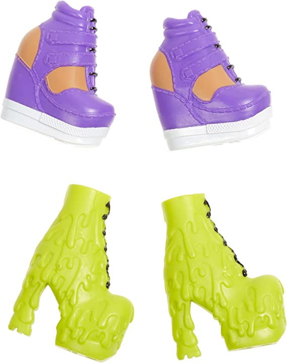 Bratz Shoefiesnaps X6 Doll Accessories Shoes Boots Joblot Toy Bundle NEW