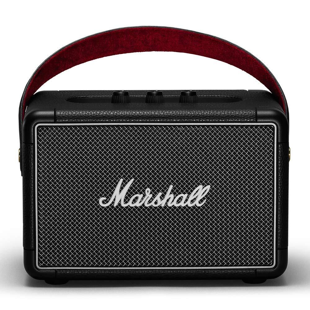 Marshall Kilburn II Portable Bluetooth Speaker - Black