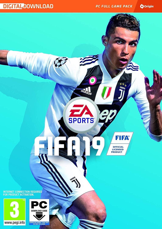 FIFA 19 - Standard | Código Origin para PC: Amazon.es: Videojuegos