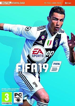 FIFA 19 - Standard   Código Origin para PC: Amazon.es: Videojuegos