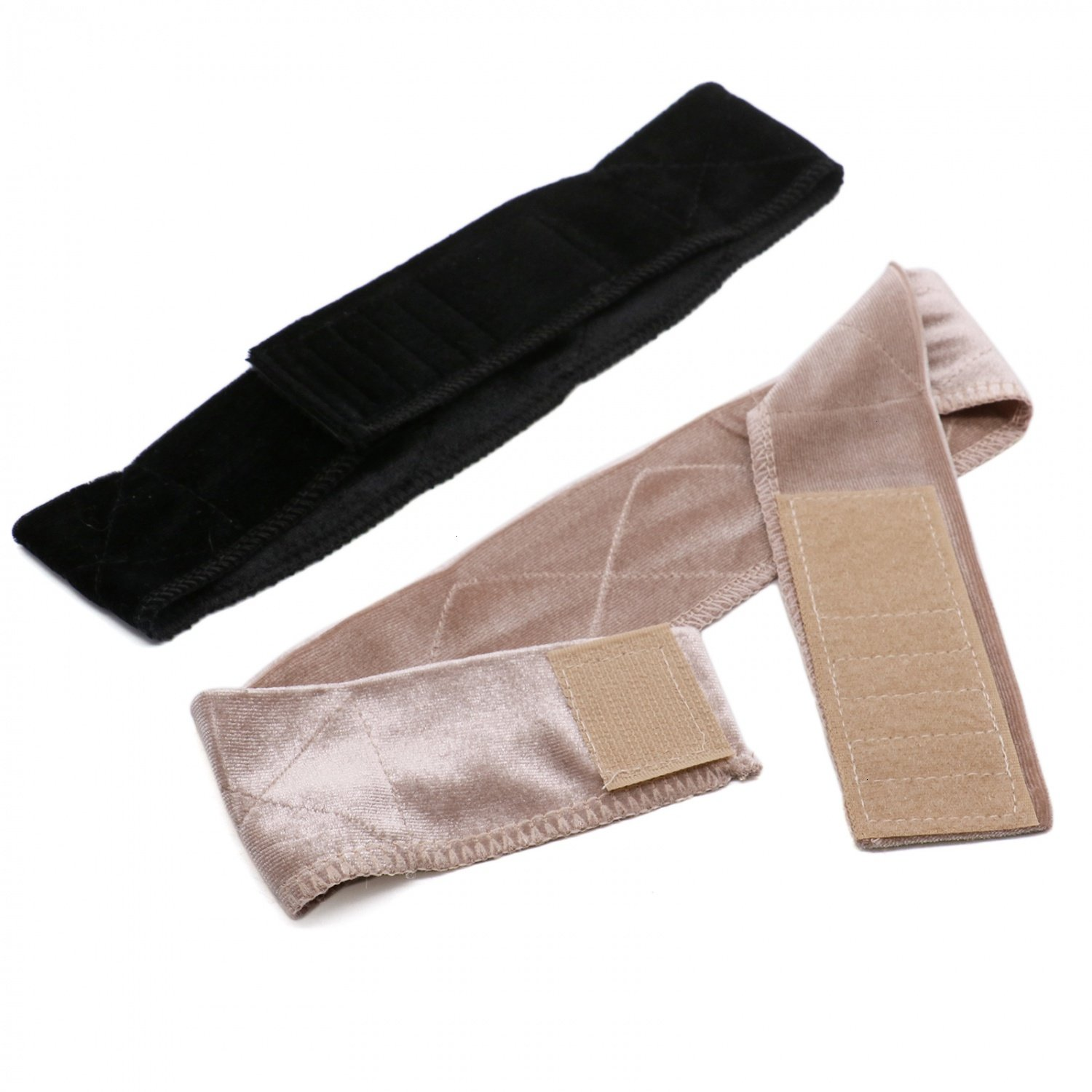 Pack Of 2 Velvet Wig Grip Band Adjustable Head Hair Band By IDS IDS Manufacturer