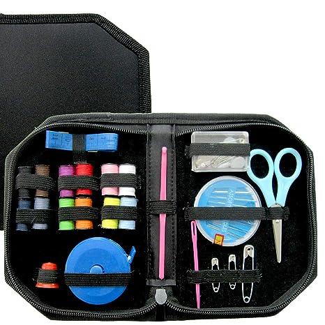 El mejor kit de costura profesional para casa y viajes ...