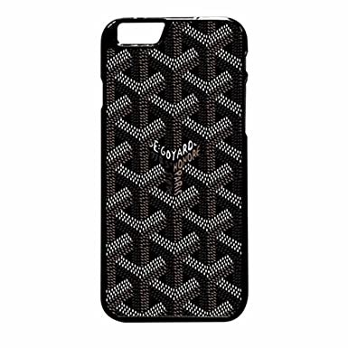 designer fashion 76848 decdb Goyard Black Case / Color Black Plastic / Device iPhone 6 Plus/6s ...