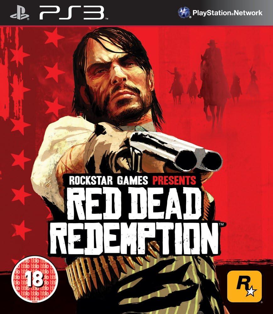 Red Dead Redemption (PS3) [Importación inglesa]: Amazon.es ...