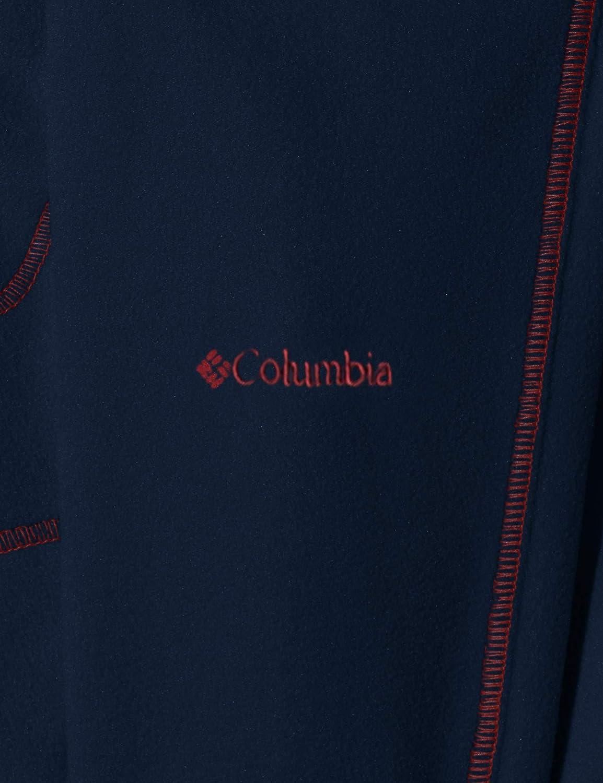 Columbia Childrens Fast Trek Ii Full Zip Fleece Sweater