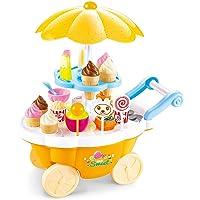 Webby Sweet Shopping Cart (Multi-Color)
