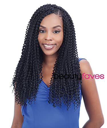 Amazon.com : FreeTress Bulk Braiding Hair - Kinky Bohemian Braid ...
