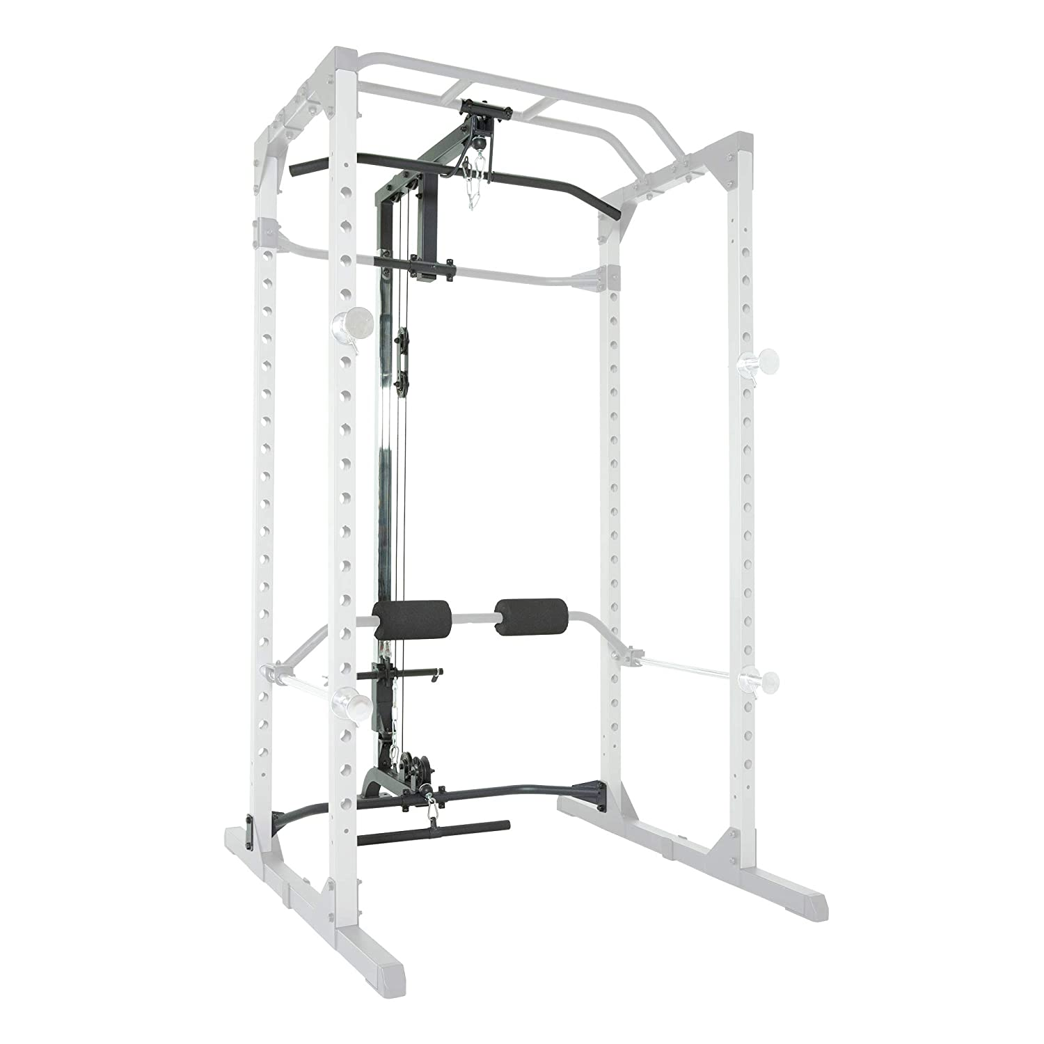Amazon.com : fitness reality 710 olympic lat pull down and low row