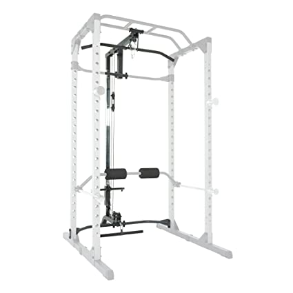 d69ec26d9f Amazon.com   Fitness Reality 710 Olympic LAT Pull Down and Low Row ...