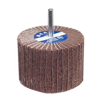 Norton 08834149803 Abrasive Flap Wheels Size 1 x 1 x 1//4   40 Grit
