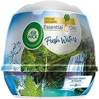 Air Wick Natural Oil Scented Gel, Fresh Waters, 180 g
