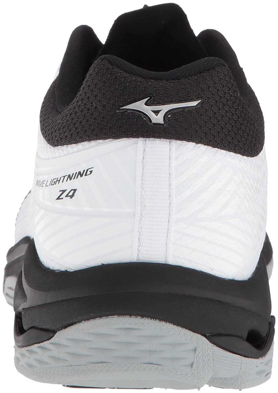 Mizuno B07829TY5L Women's Wave Lightning Z4 Volleyball Shoe B07829TY5L Mizuno Women's 11 B US|White/Black cab540