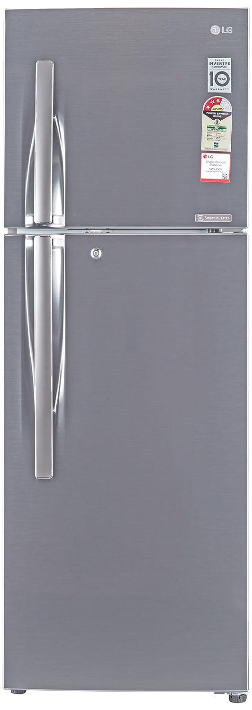 LG 284L 3 Star Frost Free Double Door Refrigerator