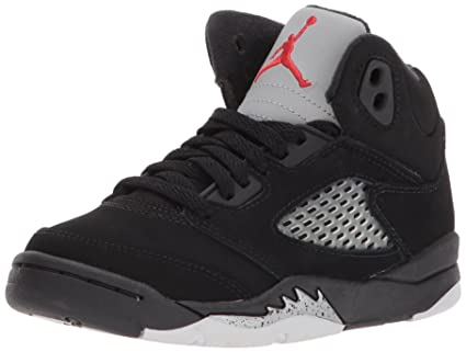online retailer 74593 69872 Nike Kids Jordan 5 Retro PS Basketball Shoe (2.5)