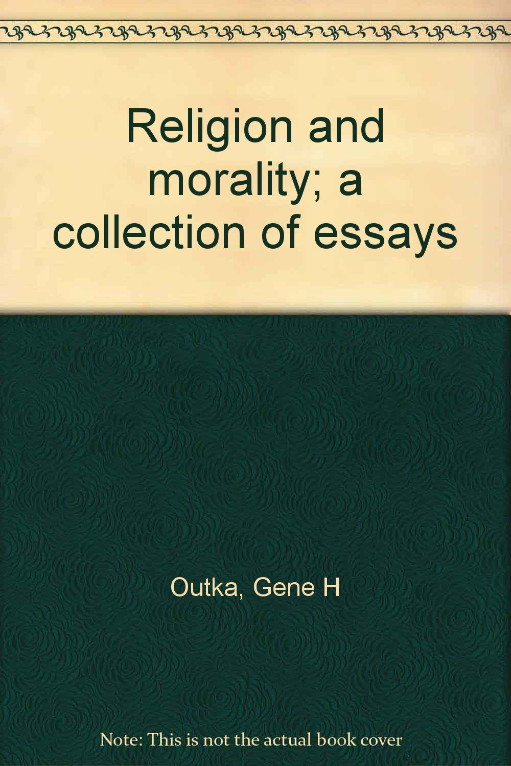 morality and person essay Essay on morality: free examples of essays, research and term papers examples of morality essay topics, questions and thesis satatements.