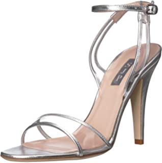 55384565a70 SJP by Sarah Jessica Parker Women s Queen Heeled Sandal