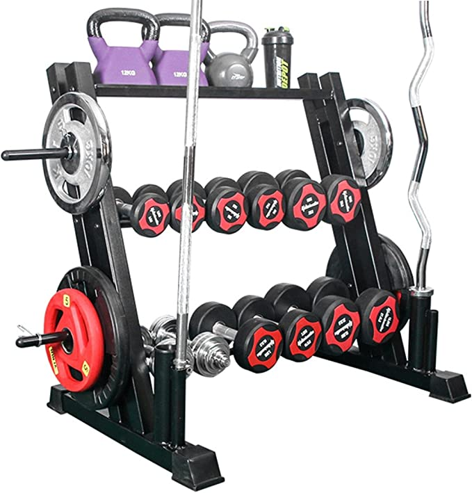 Details about  /2/'/' Olympic Plate /& Bar Holder Weight Bumper Plates Tree Stand Rack Home Gym New