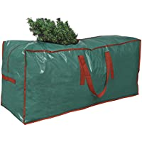 "ProPik Artificial Tree Storage Bag Perfect Xmas Storage Container with Handles | 65"" X 15"" X 30"" Holiday Tree Storage…"