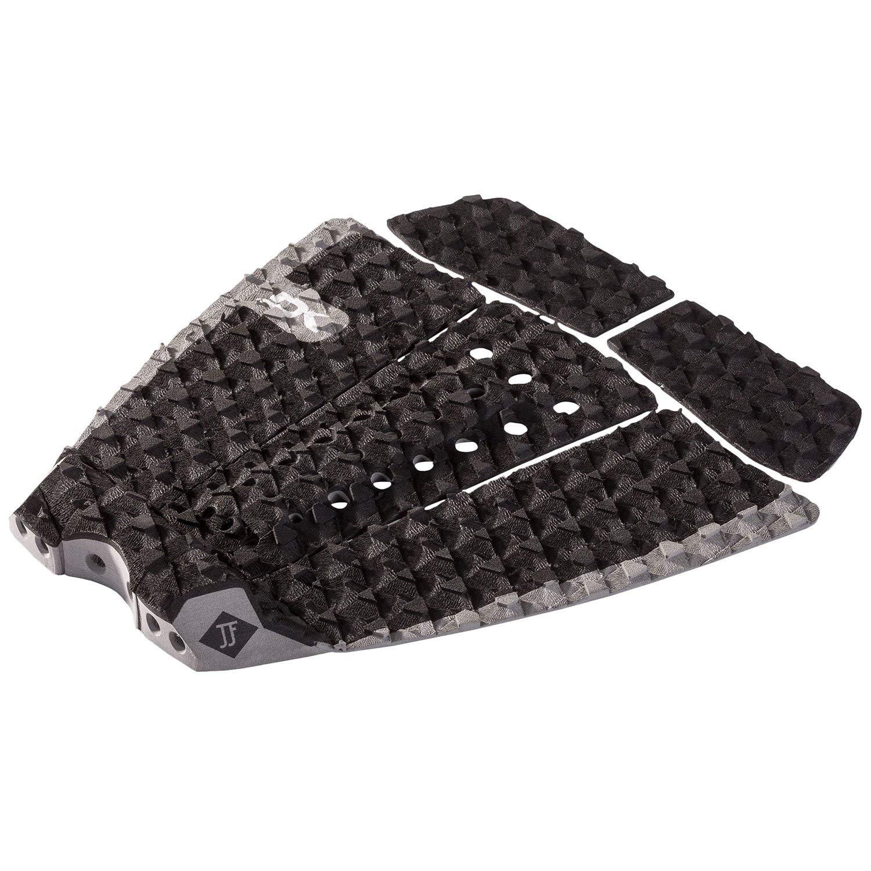 Dakine John John Florence Pro Surf Traction Pad, Black/Carbon (BLK/CRB), One Size by Dakine