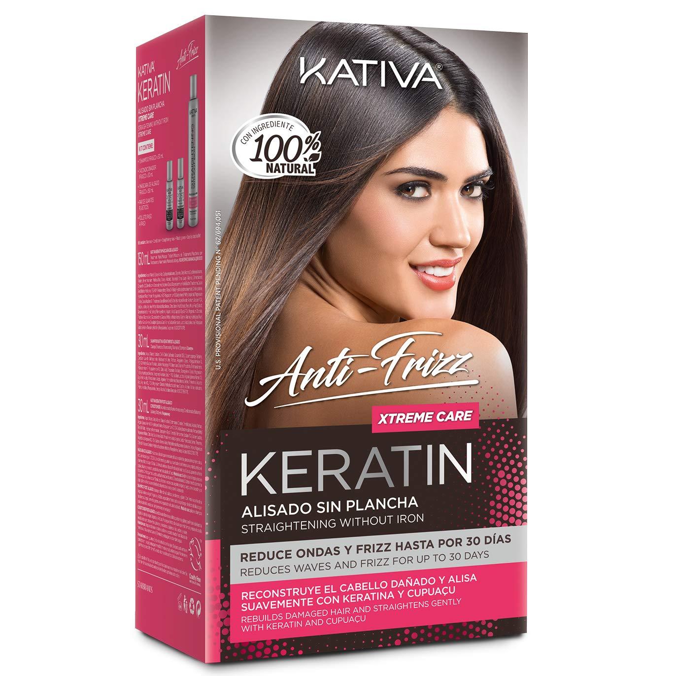Kativa - Xtreme Care Alisado Sin Plancha: Amazon.es
