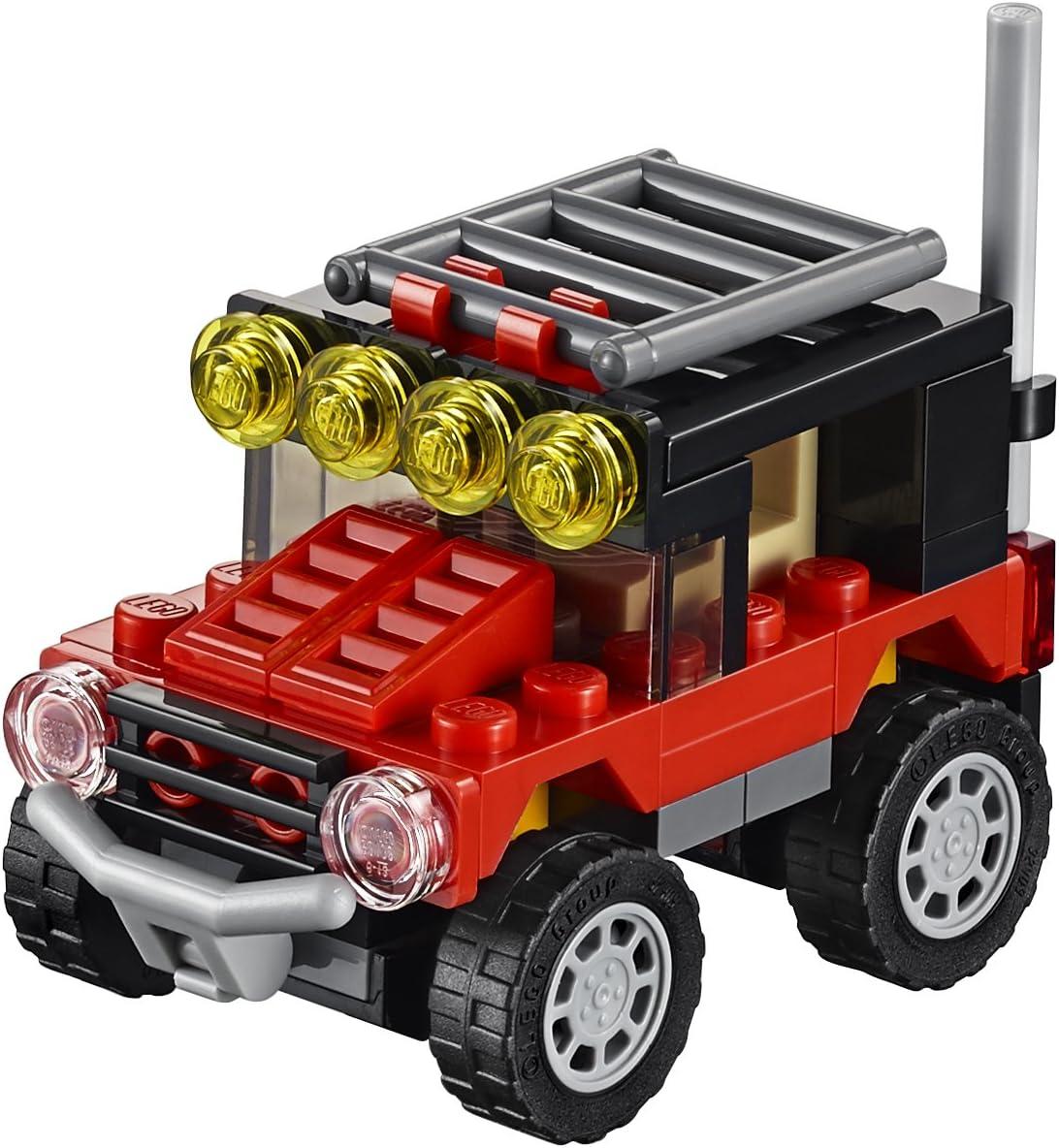 LEGO Creator Desert Racers 31040