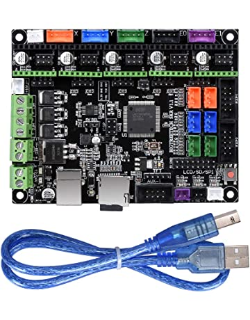Placa de control de 32 bits para impresora 3D SKR V1.1, con código
