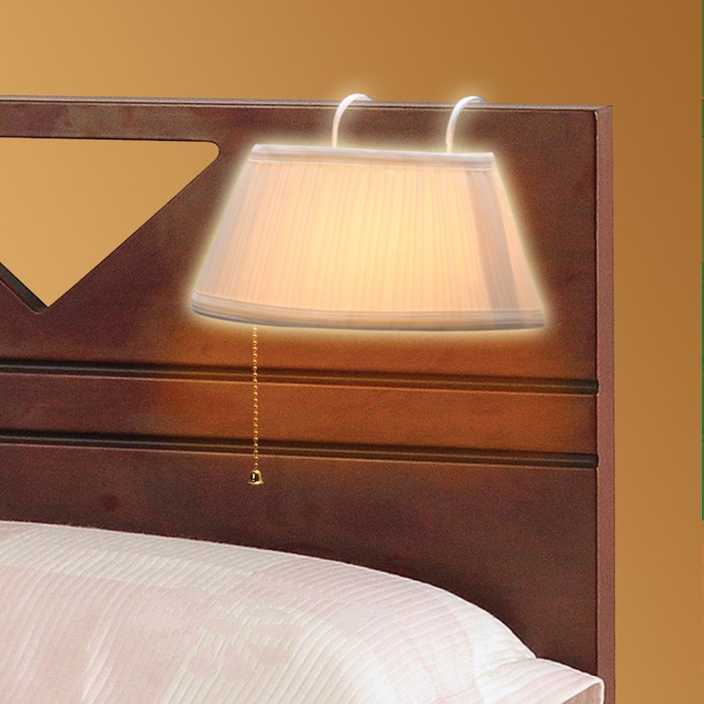 clip headboard bed contemporary with lamp dimmer grandrich the on design lamps for reading over photos in