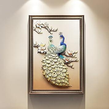 CLOTHES UK- Estereoscópica 3D en relieve moderno mural sala de estar ...